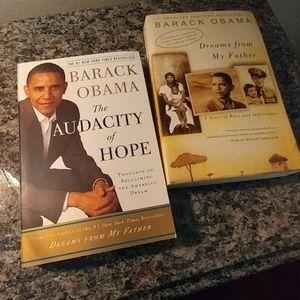 Other - Barack Obama Paperback Books